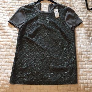 ANN TAYLOR. A cute shirt!! Elegant.